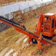 Foreuse sur mesure pour les travaux publics