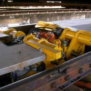 Contôle des roues des locotracteurs